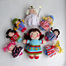 Jenny and the Jolly Dollies pattern