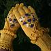 Princess Donia gloves pattern