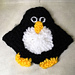 Muggsy the Penguin pattern