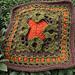 Pumpkins on the Vine pattern