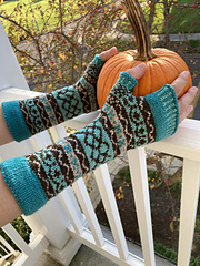 Milan Hill Mitts