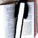 Penguin Bookmark pattern