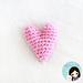 Little Valentine Heart pattern