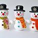 Little Snowman pattern