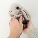 Holland Lop Rabbit pattern