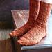 Eskarina Socks pattern