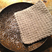 Cobblestone Dishcloth pattern