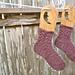 Crozet Socks pattern