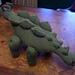 Stegosaurus pattern
