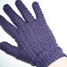 Lynne Scalloped Rib Gloves pattern