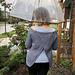 Stormy Open Back Sweater pattern