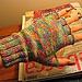 Kim's Sockotta Fingerless Gloves pattern