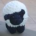 Amigurumi Sheep, Sheep Ornament pattern