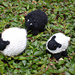 Knitted Sheep, Christmas Sheep Ornament pattern