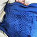 Dunfallandy Baby Blanket pattern