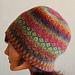 Mini Mochi Fair Isle Hat pattern