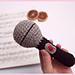 Microphone Rattle pattern