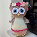Amy the Owl pattern