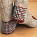 Andaljus Socks pattern