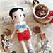 Pinocchio Amigurumi pattern