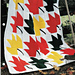 Quilt-Look Favorites: Fall Foliage pattern