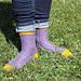 Chaussettes Arabella Figg pattern