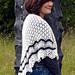 Bertha Lace Shawl pattern