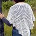 Runa Lace Shawl pattern