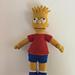 Bart Simpson pattern