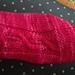 Infinity Figure Eight Socks pattern