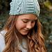 Winter Trails Hat pattern