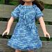 Dell's Drawstring Raglan Summer Dress pattern