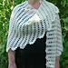Bruges Lace Shawl pattern