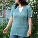 Subtle Mesh Summer Sweater pattern