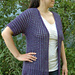 Subtle Mesh Summer Cardigan pattern