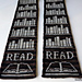 Book Lover Scarf pattern