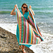 Seaside Stash Busting Blanket pattern