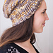 Amelia Slouch Beanie pattern