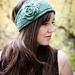 Flower Headband Earwarmer pattern