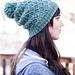 Reversible Smocked Hat pattern