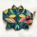 Kinderjacke Blumenkind pattern