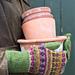 Shetland Meets Bohus Mittens pattern