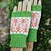 Tveir Fingerless Gloves pattern