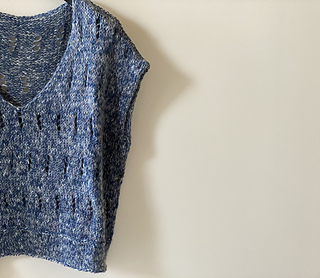 without sleeves and neckline: a summertop or slipover?
