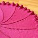 Round or Pinwheel Baby Blanket pattern