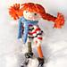 Pippi Lotta doll pattern