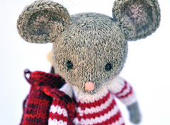 Little mouse Golfer