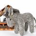 Little gray donkey pattern