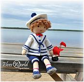 Sailor doll Max