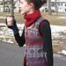 Trellis Waistcoat pattern